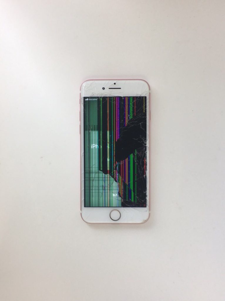 iPhone 修理 宇都宮